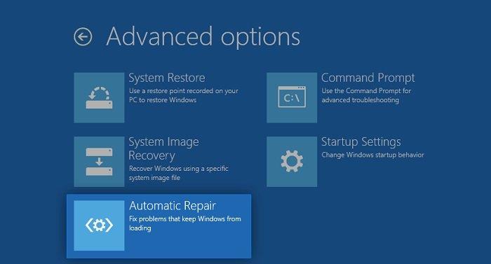 fix Windows 10 login issues
