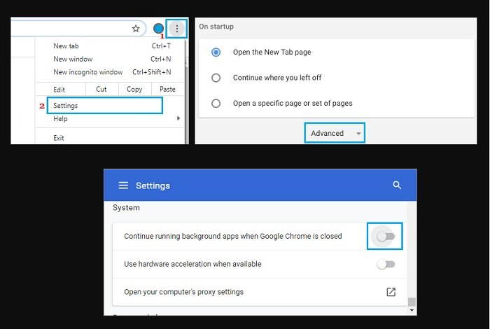 Fix can not Uninstall Google Chrome Error in Windows 10