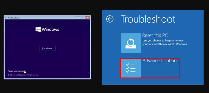 How to boot Windows 10 from a USB drive