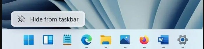 add widget icons back to the Windows 11 taskbar
